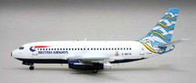 "British Airways Boeing 737-200 - ""G-BKYB,"" ""Blue Poole"""