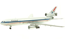 "United Airlines McDonnell Douglas DC-10-10 ""Friend Ship"""