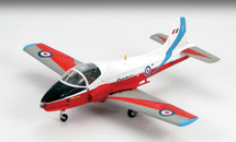 "Jet Provost T5 - ""The Poachers,"" RAFC Cranwell"