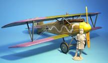 Albatros DIII (LOWENHARDT), Marcke, Flown by Ltn. Erich Lowenhardt, September 1917