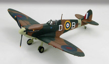 Spitfire Mk.Va - Wing Commander Douglas Bader, No. 616 Squadron