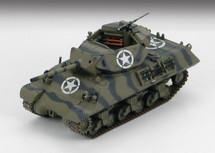 """M10 """"Duckbill"""" Tank Destroyer - """"Richelieu II,"""" Germany, June, 1945"""