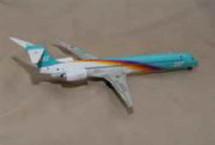 "JAS MD-90 w/JAL Logo ~ JA001D ""Rainbow Cruising Scheme #4"""