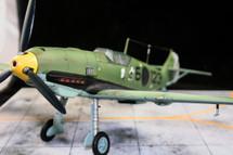 ME-109E Spanish Civil War, Condor Legion pilot Oberleutnant Hans Schmoller-Haldy