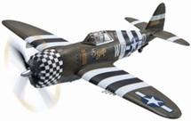 """P-47G Thunderbolt - """"SNAFU"""", Restored, Duxford, 2012"""