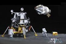 """Apollo Lunar Module NASA, Apollo 12 """"Intrepid"""""""