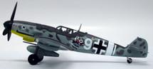 BG-109G6 R6 Trop, 7/JG 53, Flown by Uffz Georg Amon