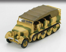 Sd.Kfz.7 8-Ton Half-Track - Luftwaffe Anti-Aircraft Battery
