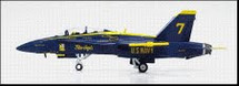 F/A18D Hornet - Blue Angels 100 Years of Naval Aviation