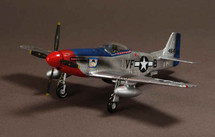 P-51D Mustang USAAF 4th FG, 336th FS, #44-64153, Fred Glover