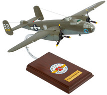 B-25J MITCHELL BRIEFING TIME 1/41
