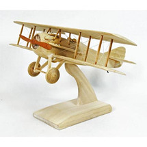 SPAD XIII NATURAL WOOD 1/20