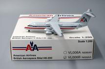 American Airlines BAE146-200 ~ N699AA