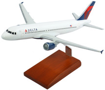 DELTA A320 1/100 NEW LIVERY