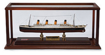 RMS TITANIC 1/500 SIGNED BY MILVINA DEAN