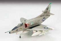 "A-4E Skyhawk - VMA-121, ""Green Knights,"" USMC, Chu Lai, Vietnam, 1960s"
