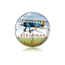 """Stearman Clock"" Pasttime Signs"