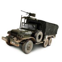 WC 63 6x6 1.5 Ton Truck US Army, Germany, 1945, w/2 Figures