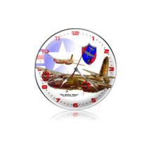 """""""B-26 Widow Maker Clock"""" Pasttime Signs"""