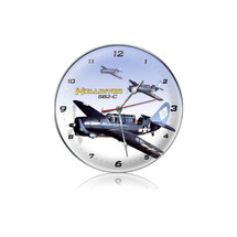 """""""Helldiver Clock"""" Pasttime Signs"""