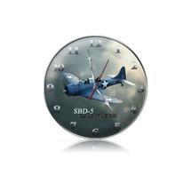 """SDB-5 Dauntless Clock"" Pasttime Signs"