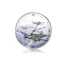 """D-18 Beachcraft Clock"" Pasttime Signs"