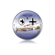 """BF109 Trop Gustav Clock"" Pasttime Signs"