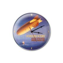 """""""Deutsche Zeppelin Clock"""" Pasttime Signs"""