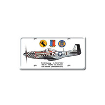 """P-51D Mustang"" Pasttime Signs"