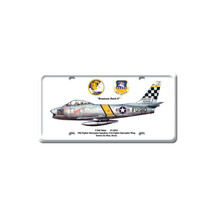 """F-86F Sabre"" Pasttime Signs"
