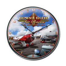 """Air Races 1933 Clock"" Pasttime Signs"