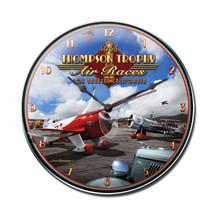 """Air Races 1933 Clock"" Pasttime Signs"