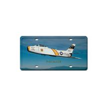"""F-86 Sabre"" Pasttime Signs"