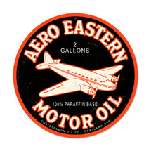 """Aero Eastern"" Pasttime Signs"