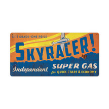 """""""Sky Racer"""" Pasttime Signs"""