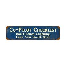 """""""Copilot"""" Pasttime Signs"""