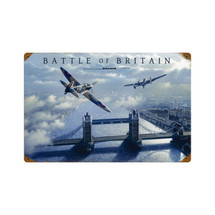 """Battle of Britian"" Pasttime Signs"