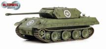 Sd.Kfz.171 Panther Ersatz M10 German Army, Belgium