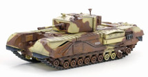 Churchill Mk III British Army, #T53251, Tunisia, 1943 Display Model