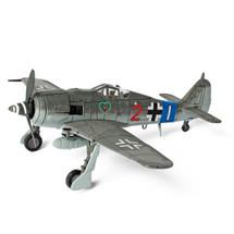 German FW 190A8 JG 54 - France 1944 (New Paint)