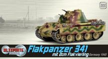 2cm Vierling Flakpanzer German Army, Germany, 1945