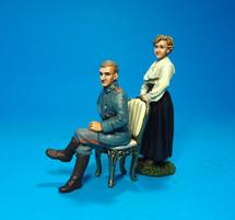 Ltn. Ernst Udet and Lola