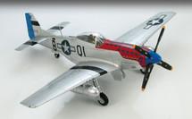 "P-51D Mustang - ""DoDo,"" Cpt. Clinton Burdick, 361st Fighter Squadron"