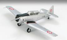 T-6 Harvard - Swiss Air Force, 1960s