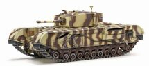 Churchill Mk III British Army 145th Royal Armoured Corps Display Model