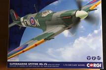 Spitfire Mk V RAF No.331 Sqn, AR298