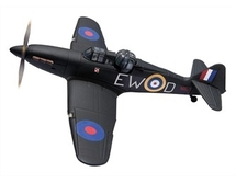 Mk I RAF No.307 (Polish) Sqn, N1671, RAF Kirton-on-Lindsey, England, 1940