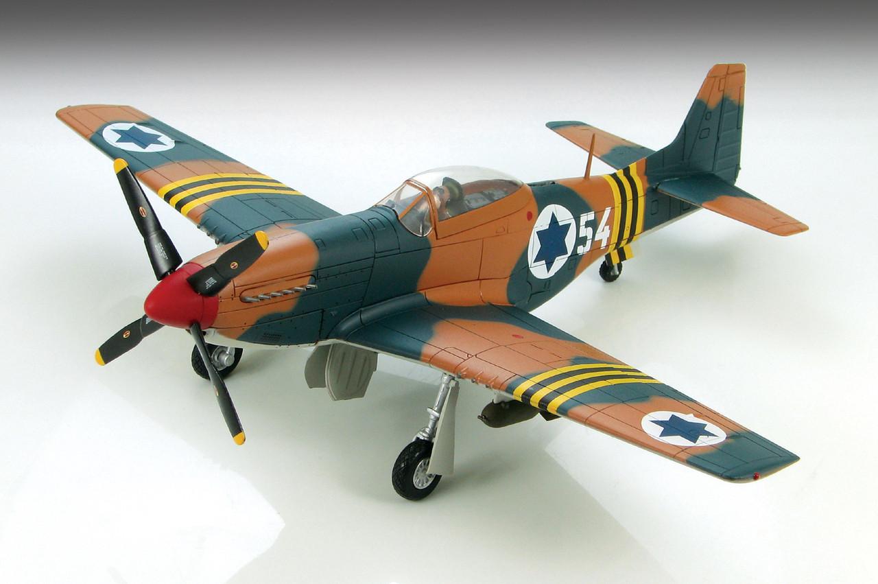 P 51D Mustang 101st