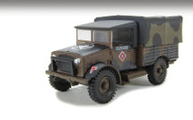 """Bedford MWD Truck, British Army, """"Mickey Mouse"""" Camoflauge"""