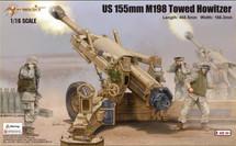 US M198 155mm Howitzer (Model Kit)
